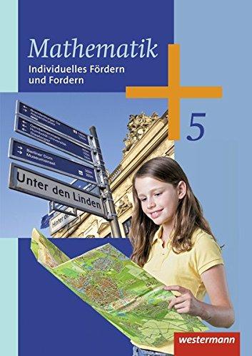 9783141235050: Mathematik 5. Klasse. Arbeitsheft Individuelles Fördern und Fordern: Sekundarstufe 1 - Ausgabe 2014