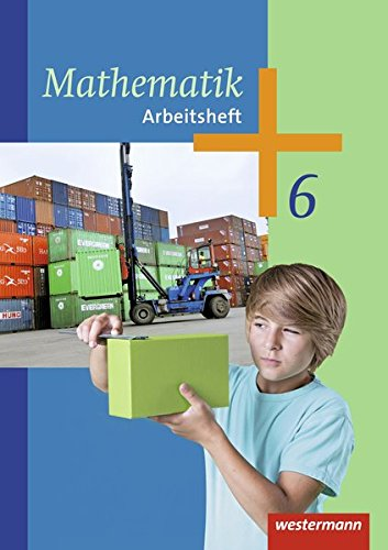 9783141235180: Mathematik 6. Arbeitshefte. Sekundarstufe 1