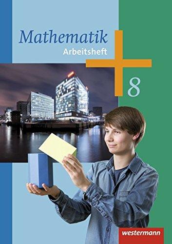 9783141235500: Mathematik 8. Arbeitsheft. Arbeitshefte für die Sekundarstufe 1: Ausgabe 2014