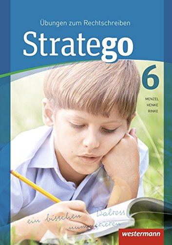 9783141240665: Stratego 6. Arbeitsheft. Übungen zum Rechtschreiben