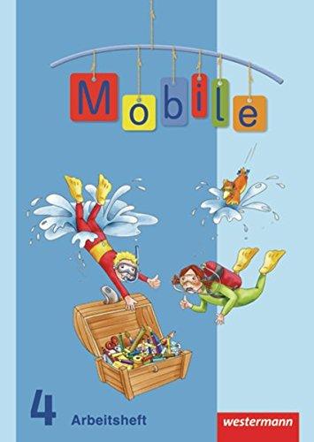 9783141244649: Mobile Sprachbuch 4. Arbeitsheft. Allgemeine Ausgabe 2010