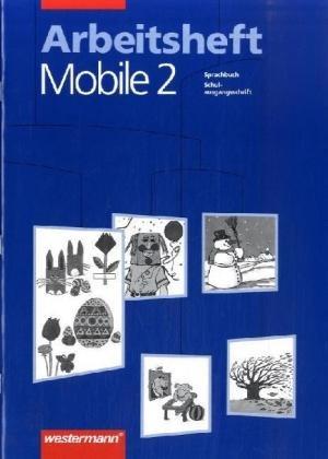 9783141248821: Mobile Sprachbuch, Arbeitshefte, neue Rechtschreibung, 2. Schuljahr