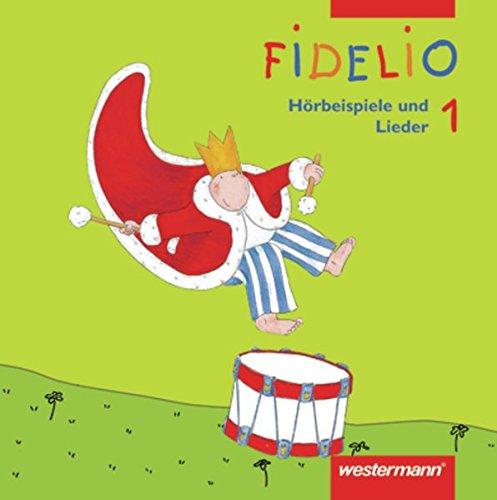 9783141250053: Fidelio Musikbücher 2 - Allgemeine Ausgabe. Hörbeispiele 1