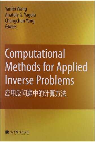 9783141259049: Computational Methods for Applied Inverse Problems (Inverse and Ill-posed Problems)