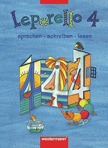 9783141261646: Leporello 4. Schülerband. Nordrhein-Westfalen.