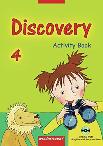9783141270242: Englisch entdecken 4 Activity Book English with Lucy and Leo