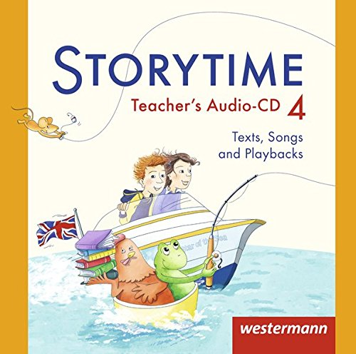 9783141273762: Storytime 3 - 4. Audio-CD 4