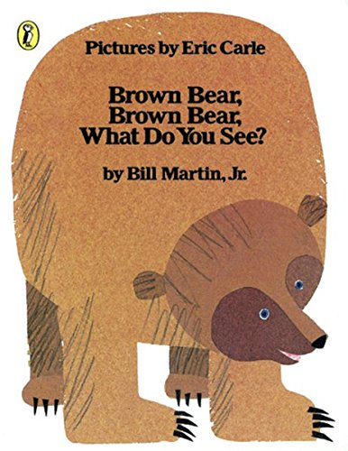 9783141275025: Brown Bear, Brown Bear - What do you see?