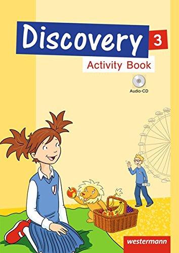 9783141276459: Discovery 1 - 4. Activity Book 3 mit CD: Ausgabe 2013