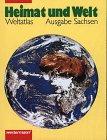 9783141402131: Heimat und Welt. Atlas Sachsen