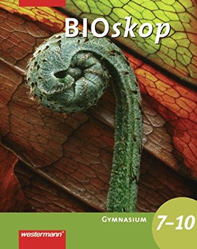 9783141505160: BIOskop 7-10. Schülerband. Gymnasien. Allgemeine Ausgabe