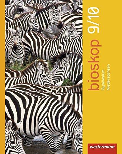 9783141506228: bioskop 9 / 10. Schülerband. G9. Niedersachsen: Sekundarstufe 1 - Ausgabe 2013