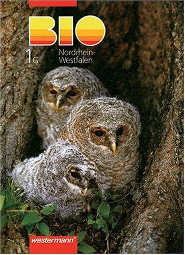 9783141509113: BIO. Ausgabe 1 G. 5. - 7. Schuljahr. Nordrhein-Westfalen.