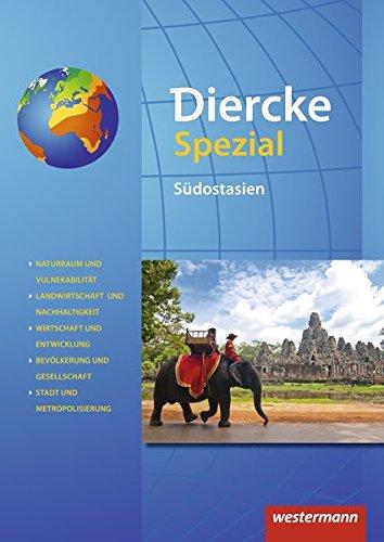 9783141511024: Diercke Spezial. Südostasien. Sekundarstufe 2: Ausgabe 2015