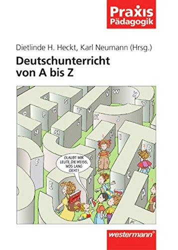 9783141620498: Deutschunterricht von A bis Z