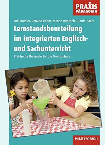 9783141621457: Lernstandsbeurteilungen im integrierten Englisch- und Sachunterricht