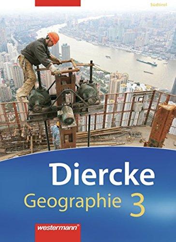9783141800234: Diercke Geographie 3. Schülerband - Südtirol