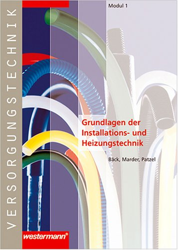 9783142211916: Modul 1. Grundlagen der Installations- und Heizungstechnik.