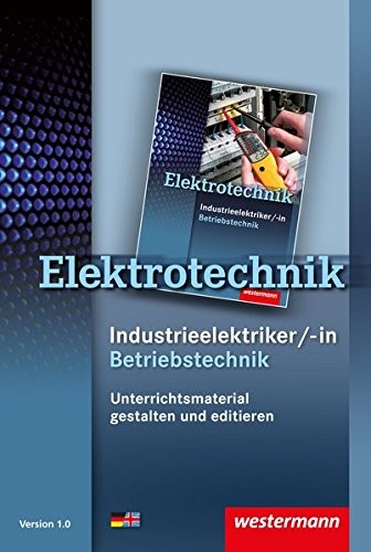 9783142216416: Industrieelektriker/-in: Betriebstechnik: CD-ROM