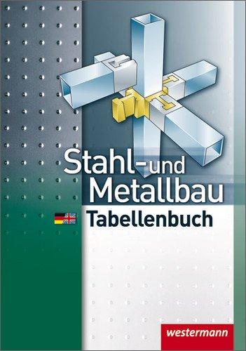 9783142250205: Stahl- und Metallbau Tabellen.