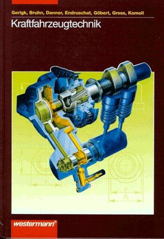 9783142315003: Kraftfahrzeugtechnik