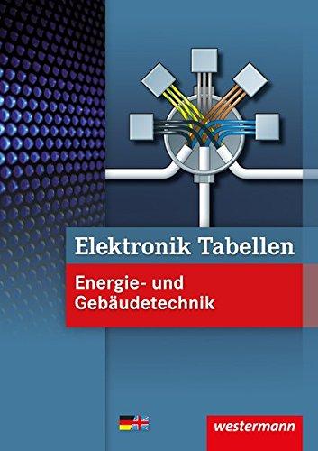 9783142450360: Elektronik Tabellen Energie- und Gebäudetechnik