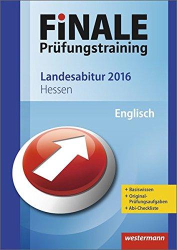 9783142716176: Finale - Prüfungstraining Landesabitur Hessen