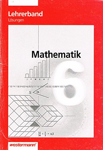 9783142918563: Mathematik 6 Orientierungsstufe /Euro (Livre en allemand)
