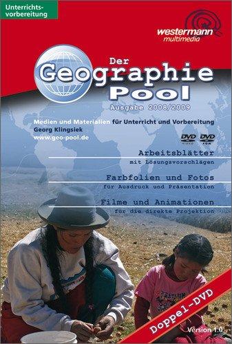 9783143610756: Der Geographie Pool. Medien und Materialien für Unterricht und Vorbereitung. DVD-ROM