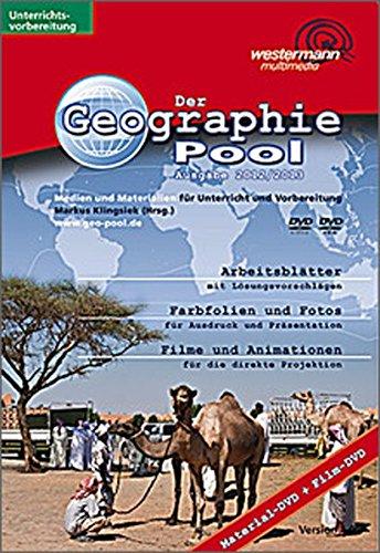 9783143610794: Der Geographie Pool - Medien und Materialien für Unterricht und Vorbereitung