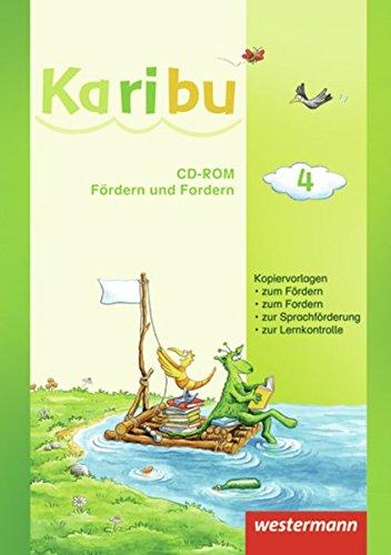 Karibu. Förder-/Fordermaterialien 4: Ausgabe 2009