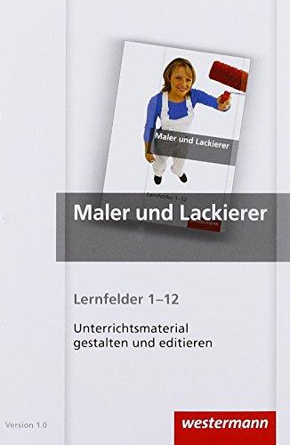 9783143643037: Maler und Lackierer Gesamtband. CD-ROM