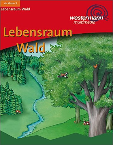 9783143730409: Lebensraum Wald: Einzellizenz