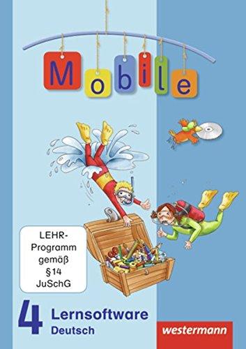 Mobile Sprachbuch 4 CD-ROM. Allgemeine Ausgabe 2010: Ausgabe 2010
