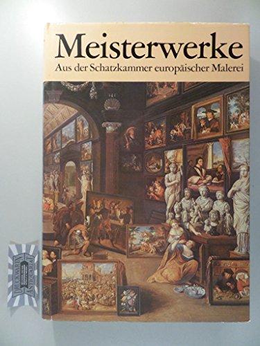 9783145090358: Meisterwerke Aus der Schatzkammer europäischer Malerei