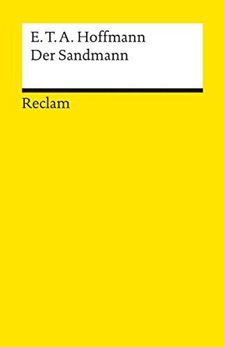 9783150002308: Der Sandmann / Das Ode Haus (German Edition)