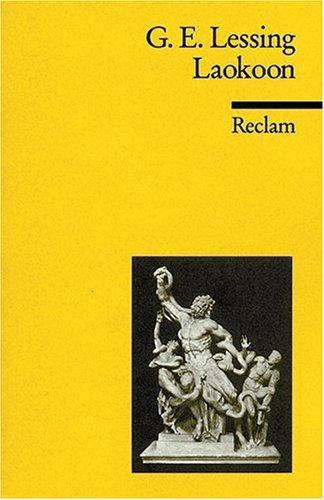 Laokoon: Lessing, G.E.