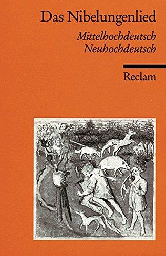 9783150006443: Das Nibelungenlied. Mittelhochdeutsch / Neuhochdeutsch (Universal-Bibliothek) (English, German and German Edition)