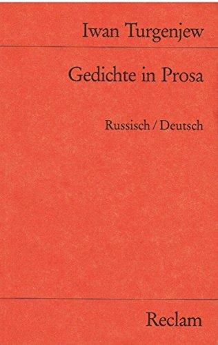 Gedichte Russisch Deutsch Zvab