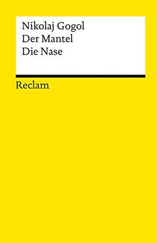 9783150017449: Der Mantel / Die Nase