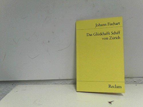 9783150019511: Das Glückhafft Schiff von Zürich