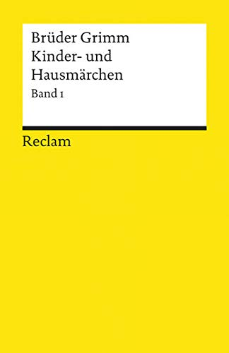 Kinder- und Hausmarchen (German Edition): Grimm, Jacob