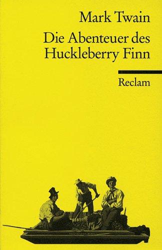 9783150037492: Die Abenteuer des Huckleberry Finn.