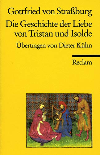 an analysis of tristan and isolde by gottfried von strassburg Tristan und isolde opera in three acts (1865) music by richard wagner text by richard wagner based on the verse »tristan« by gottfried von strassburg although.