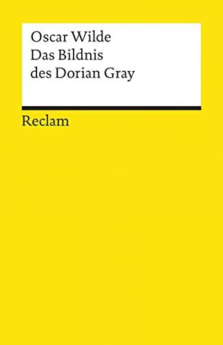 9783150050088: Das Bildnis des Dorian Gray