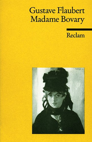 9783150056660: Madame Bovary