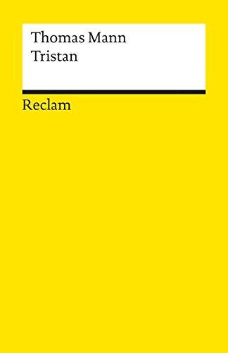 9783150064313: Tristan (German Edition)