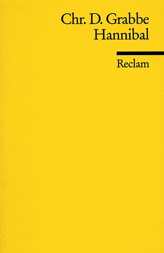 Hannibal. (Paperback): Christian Dietrich Grabbe