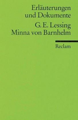 9783150081082: Minna Von Barnheim