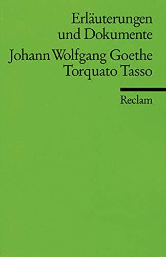 9783150081549: Torquato Tasso (German Edition)